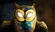 The cosmic owl