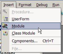 Excel VBA -- Adding Code to Excel Workbook