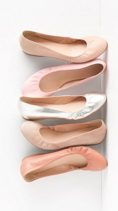 Love, love, love J.Crew ballet flats. Perfect for work and play.