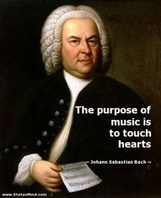 Johann Sebastian Bach was a German composer and musician of the Baroque period…