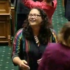 Video: New Zealand Parliament breaks into song as equal marriage bill is passed