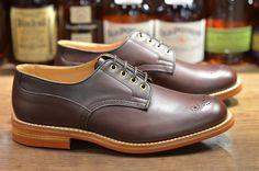 Tricker's Burgundy Super Shoe by LSH  http://www.facebook.com/DressShoesandSneaker