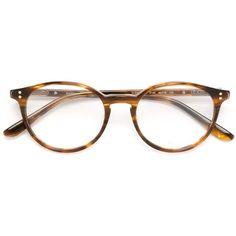 GARRETT LEIGHT Herren Sonnenbrille halb blond Hampton