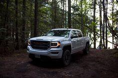My GMC Sierra 2016 all terrain Suv Trucks, Cool Trucks, Chevy Trucks, Gmc 4x4, Huge Truck, Lifted Silverado, Gmc Vehicles, New Chevy, Future Trucks