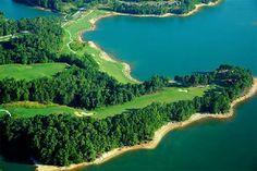 Lake Lanier Islands, Georgia