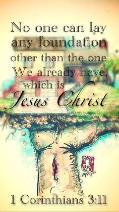 1Corinthians 3:11