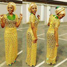 Yummy Yomi in Yellow! Perfect way to start off the week #AsoEbiBella