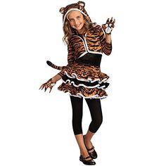 Drama Queens Tigress Hoodie Costume @ niftywarehouse.com #NiftyWarehouse #Halloween #Scary #Fun #Ideas
