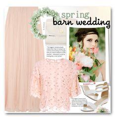 Best Dressed Guest: Barn Weddings