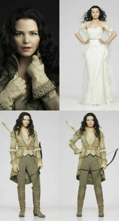 """ABC's """"Once Upon a Time"""" stars Ginnifer Goodwin as Snow White/Mary Margaret."""