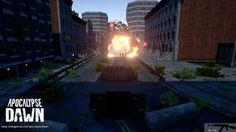 Die großen Horden erfordern auch große Waffen.. (Apocalypse Dawn) #apocalypsedawn #zombies #survival #survivalgame