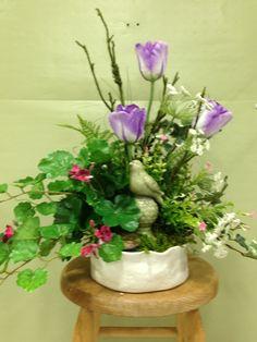 New flowers arrangements spring floral design Ideas Flower Background Wallpaper, Flower Backgrounds, Silk Flowers, Spring Flowers, Flower Drawing Tumblr, Silk Floral Arrangements, Fruit Arrangements, Purple Bouquets, Amazing Flowers