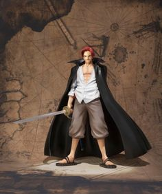 Figuarts ZERO One Piece:Shanks