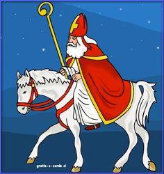 TOUCH this image: Amerigo, het paard van Sinterklaas by Wampie