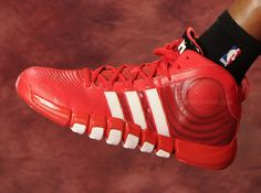 "best loved b0d2f fd622 adidas adiPower Howard 4 ""Houston Rockets"" PE Dwight Howard, Houston  Rockets, Basketball"