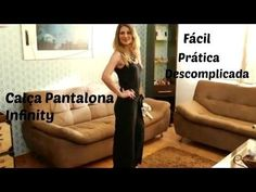 Calça Envelope Pantalona Infinity - Fácil / Calça Multiuso - YouTube