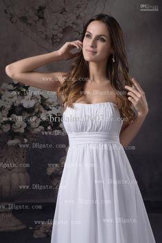 white+beach+dress | ...