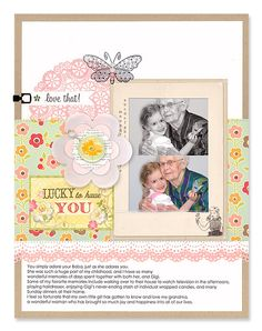 A Project by Sheri R from our Scrapbooking Gallery originally submitted 10/26/10 at 09:56 AM