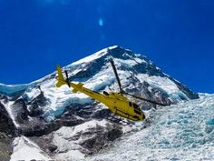 Everest Base Camp Helicopter Tour is designed for people who have short time for trekking but want to explore the high mountains. Kailash Mansarovar, Altitude Sickness, Destinations, Helicopter Tour, Trekking, Mount Everest, Camping, Tours, Travel