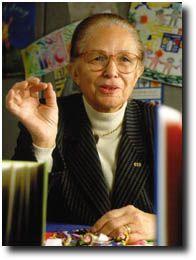 Valerie Jarrett's Mother, Barbara Taylor Bowman