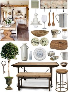 """Rustic Mediterranean"" by ladomna on Polyvore"