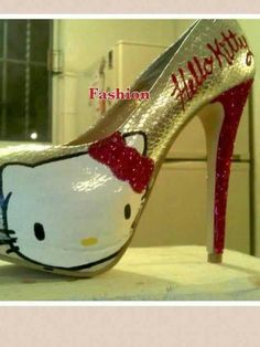 209a28a31 70 Best Hello Kitty Heels images in 2013 | Hello kitty, Shoes heels ...