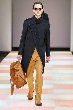 21- Emporio Armani Fall/Winter 2015/2016 Fashion Show