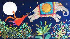 The Illustration Cupboard Artist Project, Artwork, Illustrations, Projects, Cupboard, Painting, Inspiration, Humor, Art Work
