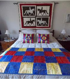 """Excellent """"horse show"""" detail is readily available on our website. Read more and you will not be sorry you did. Horse Ribbon Display, Show Ribbon Display, Horse Show Ribbons, Ribbon Quilt, Diy Ribbon, Ribbon Crafts, Horse Quilt, Ribbon Projects, Equestrian Decor"""