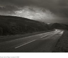 Kristoffer Albrecht, Road, Isle of Sky, Scotland, 2008