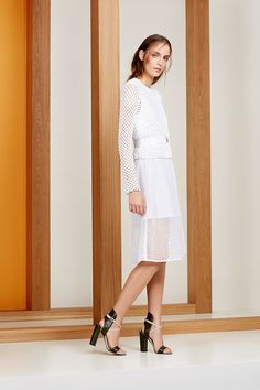 Theory Spring 2015 RTW – Runway – Vogue
