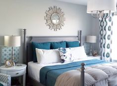 After the busy week I had this bed has never looked so appealing to me than in this moment. Hope everyone had a great week... enjoy your weekend!  #studio7interiordesign #makehomeyours #utahdesigner #masterbedroom  check out my blog a few posts down to shop this room... http://ift.tt/1WuHDCZ by studio7interiors