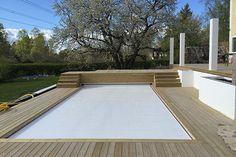 Mini Pool, Beddinge, Garden Design, Villa, Interior Design, Outdoor Decor, House, Inspiration, Pool Ideas