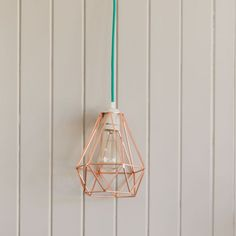 Copper Lamp with Freestyle Flex