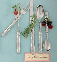 on my wish list: Southern Living gallery flatware...so beautiful