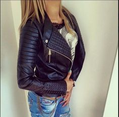 JACKET FASHION via Tillys. Click on the image to see more!
