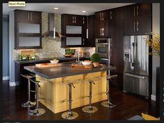 Love this HGTV kitchen
