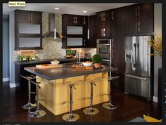 Love this HGTV kitchen