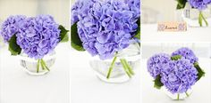 Asian engagement ceremony - Purple flowers table decor in the marquee at Shenley Cricket Club in Radlett