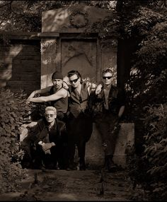 U2 Its Real And Its Deep — Throwback Thursday.