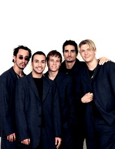 The Backstreet Boys!!! But still to this day they come second to NSYNC...