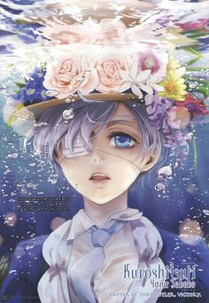 kuroshitsuji manga black butler    ~I liked this cover. The lighting and highlights are wonderful. Makes me think he's gonna pop up into sun light. So Beautiful. *fangrells*