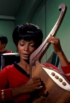 Future musical instruments (Vulcan lyre)
