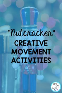 Music, P.E. and Classroom teachers will love using these directional movement cards based on the Nutcracker Ballet. Includes scarf and creative movement activities- a fun brain break or full class activity.  #singplaycreate  #musicclassresource  #musiceducation  #elementarymusiced  #musiced  #elementarymusiceducation  #musicandmovement #tptteacher #preschool #homeschool #movementactivities #teacherlife #teacherjoy #holidaysongs #orfflessons #orffteacher #christmassongs
