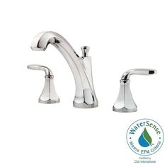 Pfister Designer 8 in. Widespread 2-Handle Bathroom Faucet in Polished Chrome