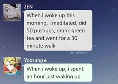 Just simple scenario & One shots story only (@ ̄∇ ̄@) Saeyoung X Re… Mystic Messenger Yoosung, Sanrio Danshi, Let's Get Married, I Can Relate, Funny Images, I Laughed, Fandom, Lol, Messages