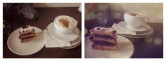 Blueberry-Creamcheese-Cake with white Chocolate Genüsslichkeit - Tischkultur: Heidelbeer-Frischkäse-Torte (Blueberry Layer Cake)...
