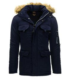 Pánska antracitová prechodná bunda s kapucňou  54115ac3a77