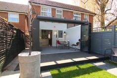 Solarlux Wintergarden, Atrium and Bi-Folding Doors in Binfield, Berkshire