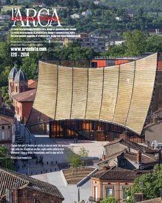 L'Arca international: la revue internationale d́ architecture, design et communication visuelle. Nº 120. Septembre - Octobre 2014. Sumario: http://www.arcadata.com/arca_international/detail/120 Na biblioteca: http://kmelot.biblioteca.udc.es/record=b1179685~S1*gag